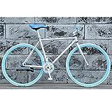 YXWJ 26 Pulgadas 30-Cuchillo de la Curva de Bicicletas Hombres y de Mujeres Raza de Camino de Variables City Mountain Bike Bicicletas Velocidad Mosca Muerta Doble Freno de Disco Unisex de montaña