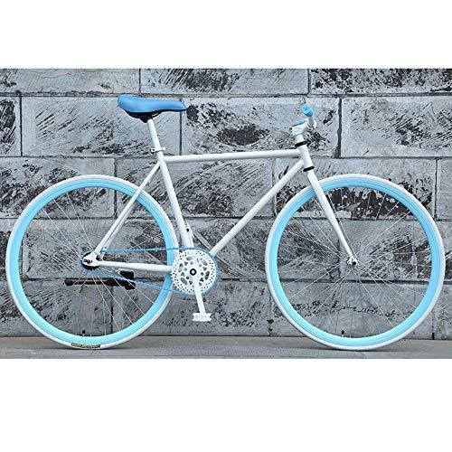 YXWJ 26 Pollici 30-Knife Bend Biciclette Uomini e Donne Road Race City Mountain Bike variabile Bikes velocità Dead Fly Doppio Freno a Disco Unisex Mountain