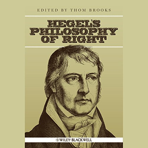 Hegel's Philosophy of Right cover art