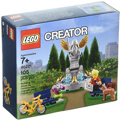 LEGO – 40221 – Creator – Springbrunnen