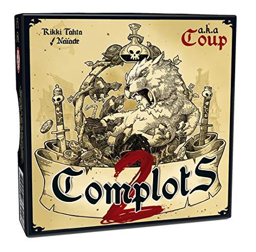 Ferti Games – Juego de Ambiente Complots 2