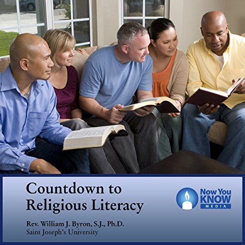 Countdown to Religious Literacy copertina