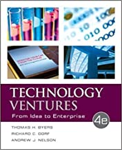 Technology Ventures: From Idea to Enterprise 4th Edition [0073523429] [9780073523422]