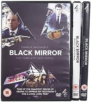Charlie Brooker's Black Mirror - Series 1, 2 & Special