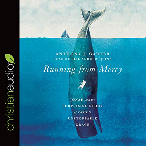 Running from Mercy audiobook cover art