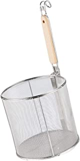 Fenteer Stainless Steel Infuser Strainer Mesh Filter Spoon,Deep Basket,Powder Fence - 12cm