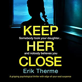 Keep Her Close audiobook cover art