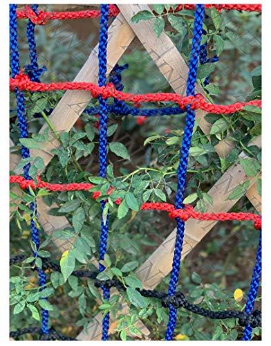 Purchase Rope Netting,Climbing Net Climb Tree Netting Playground Nylon Rock Rope Mesh Trellis Swings...