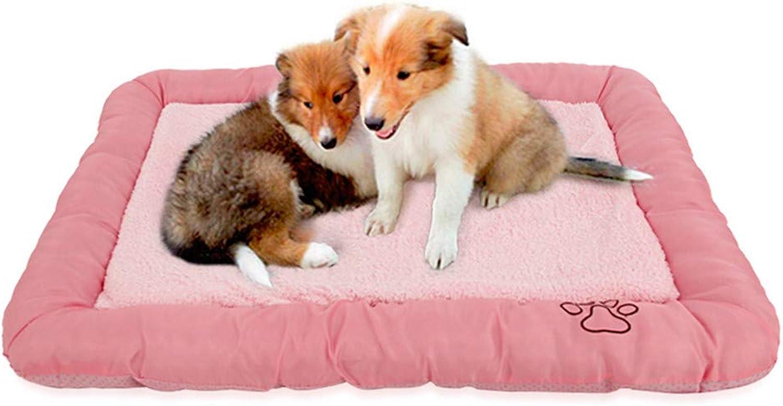 ahorra hasta un 50% Wuwenw 3 Tamaños Alfombra De Perro Suave Mascotas Cojín Gatos Gatos Gatos Cama Puppy Kennel Alfombra De Mascota Cojín para Perro Cama para Mascotas Gato Mat Kitty Nest Cama para Perros Perrera, B  precios mas baratos