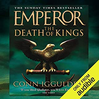 EMPEROR: The Death of Kings, Book 2 (Unabridged) cover art