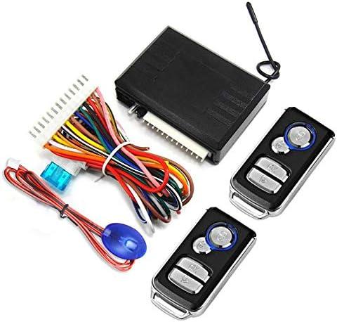 Directly managed store YIWMHE Remote Control Rare Central Locking Car Keyl 12V Alarm One-Way