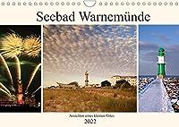 Seebad Warnemuende (Wandkalender 2022 DIN A4 quer): Urlaubsort an der Ostsee (Monatskalender, 14 Seiten )