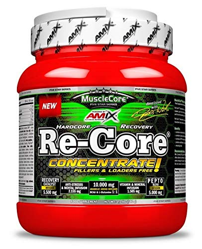 AMIX MUSCLECORE RE-CORE CONCENTRATE (540 GRS) - LIMA LIMÓN