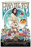 zolto Poster, Lana Del Rey, 30,5 x 45,7 cm