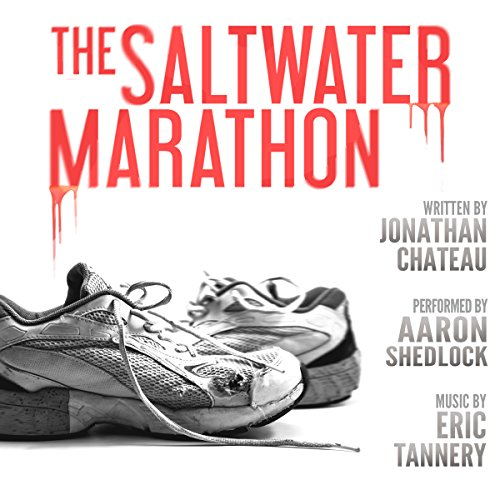 The Saltwater Marathon audiobook cover art