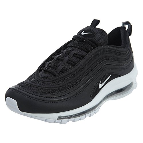 Nike Air MAX 97, Zapatillas de Running para Asfalto para Hombre, Multicolor (Black/White 001), 45 EU