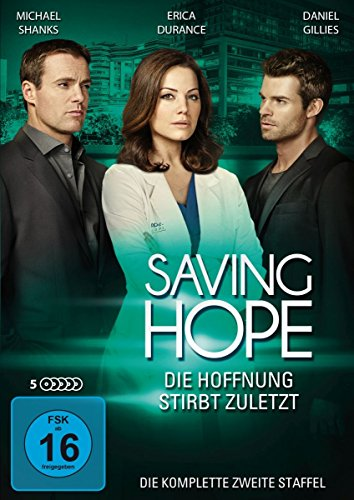 Die Hoffnung stirbt zuletzt: Staffel 2 (5 DVDs)
