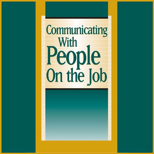Communicating With People on the Job cover art