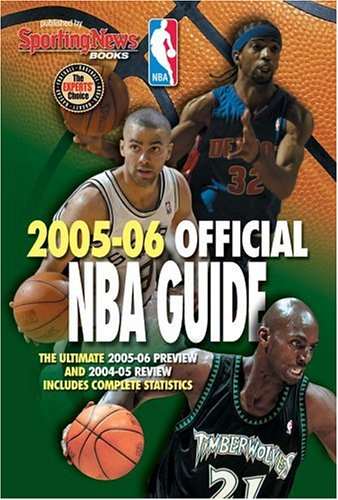 Sporting News Official NBA Guide: 2005-2006 Edition