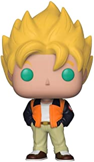 LAST LEVEL- Pop Vinyl: Dragonball Z S5: Goku (Casual) Figura Dragon Ball, Multicolor (FFK36394)