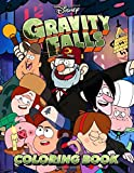 Gravity Falls Coloring Book: 50+ High Quality Coloring Pages Of Gravity Falls For Ralaxation And Stress Relief