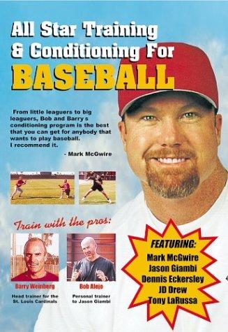 All Star Training & Conditioning Baseball [DVD] [2003] [Region 1] [US Import] [NTSC]