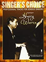 Sing the Songs of Harry Warren (Singer's Choice)