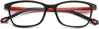 MARIDA Blue Light Blocking Glasses for Kids Anti UV Age 3-12