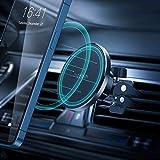 CHOETECH Supporto Magnetico Auto Smartphone per iPhone 12,Air Vent Porta Cellulare da Auto,Car Phone Holder Regolabile a 360 ° per Veicoli, Compatibile con iPhone 12/12 Pro/12 PRO Max/12 Mini