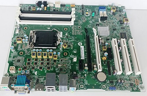 HP 657096-001 System board (motherboard) assembly (Maho Bay) - For Convertable Microtower PCs (Carver)