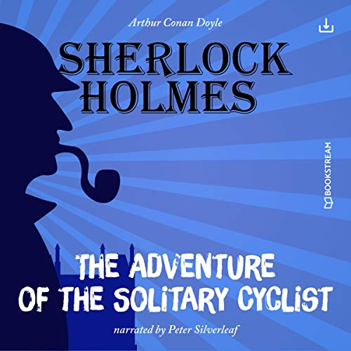 The Adventure of the Solitary Cyclist  By  cover art