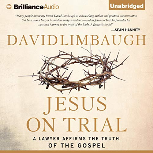 Jesus on Trial  By  cover art
