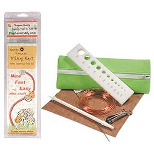 Lazee Daizee Viking Knit, All-inclusive Kit - VK1111