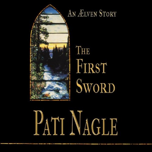 The First Sword audiobook cover art