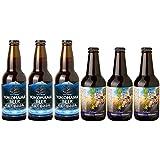 横浜ビール 国際ビール大会受賞 2銘柄(道志の湧水 / 瀬谷の小麦) 飲み比べ6本セット ギフトセット 【YOKOHAMA BEER】