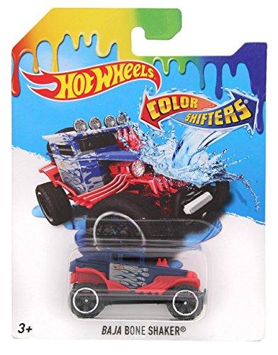 Hot Wheels 2016 Color Shifters Baja Bone Shaker Vehicle