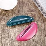 2 Stück Zahnpasta Squeeze Zahnpasta Tube Kosmetik Reiniger Extruder Klammern Zahnpasta Spender Zahnpasta Clip -
