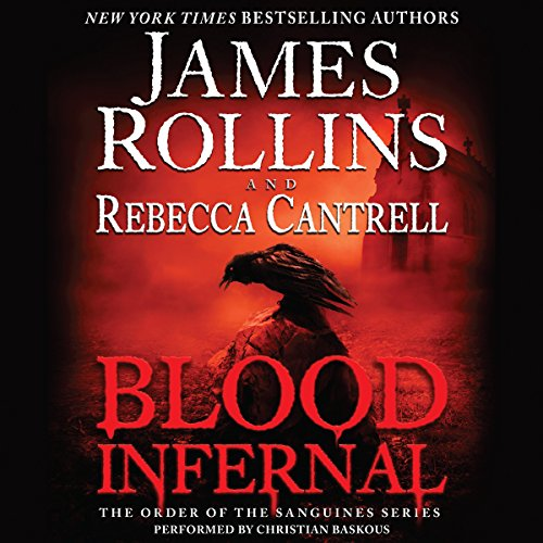 Blood Infernal audiobook cover art