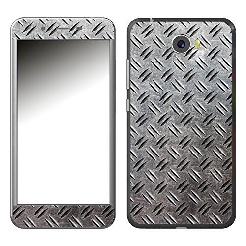Disagu SF-106921_1043 Design Folie für Archos 50 Cobalt - Motiv Riffelblech realisitsch