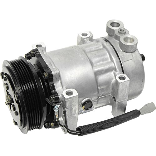 Universal Air Conditioner CO 4691C A/C Compressor and Clutch, grey