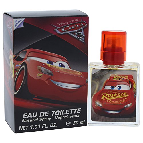Disney, Cars, Eau de Toilette, 30 ml