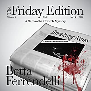 The Friday Edition audiobook cover art