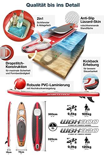 Sportstech Premium WBX 300 cm / 320 cm - 4