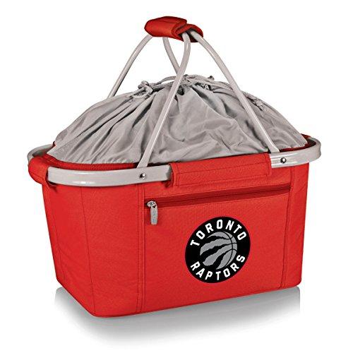 NBA Toronto Raptors Insulated Metro Basket, Red