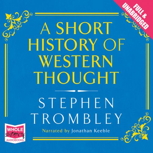 Couverture de A Short History of Western Thought