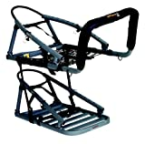OL'MAN TREESTANDS Alumalite CTS Climbing Stand, Aluminum Construction with 21' Wide Net Seat