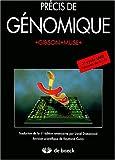 Précis de génomique (2004)