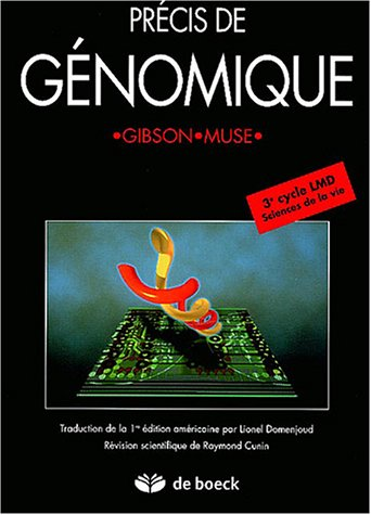 Précis de génomique