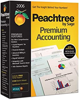 Peachtree Premium Accounting 2006