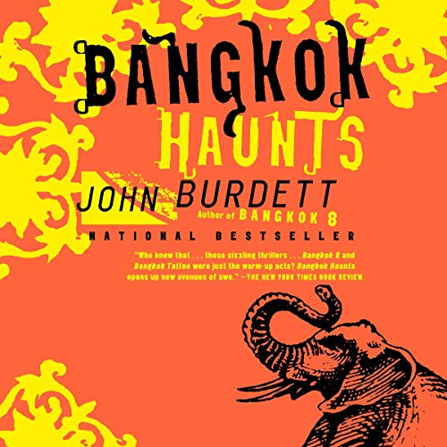 Couverture de Bangkok Haunts